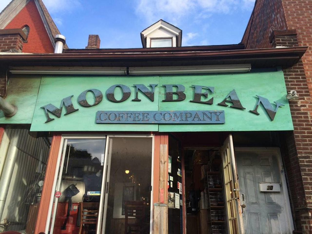 A photo of Moonbean Coffee Company