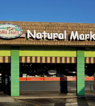 A photo of MaMa Jean's Natural Market, North