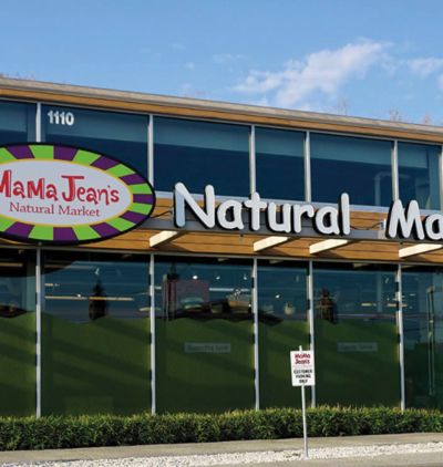 A photo of MaMa Jean's Natural Market, South