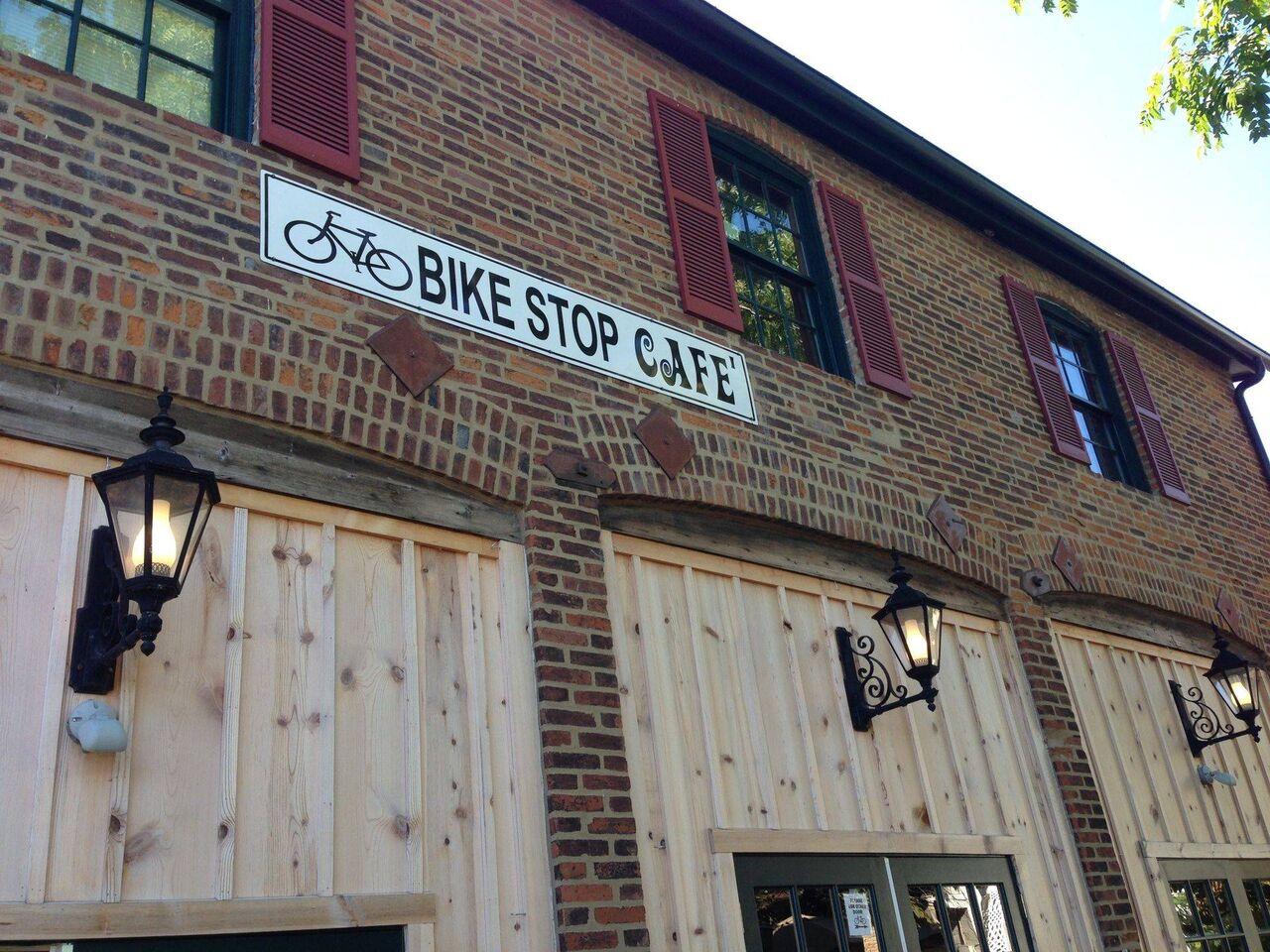 A photo of Bike Shop Café & Outpost