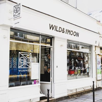 A photo of Wild & The Moon Corner