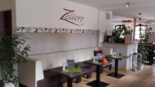 A photo of Zellers Restaurant