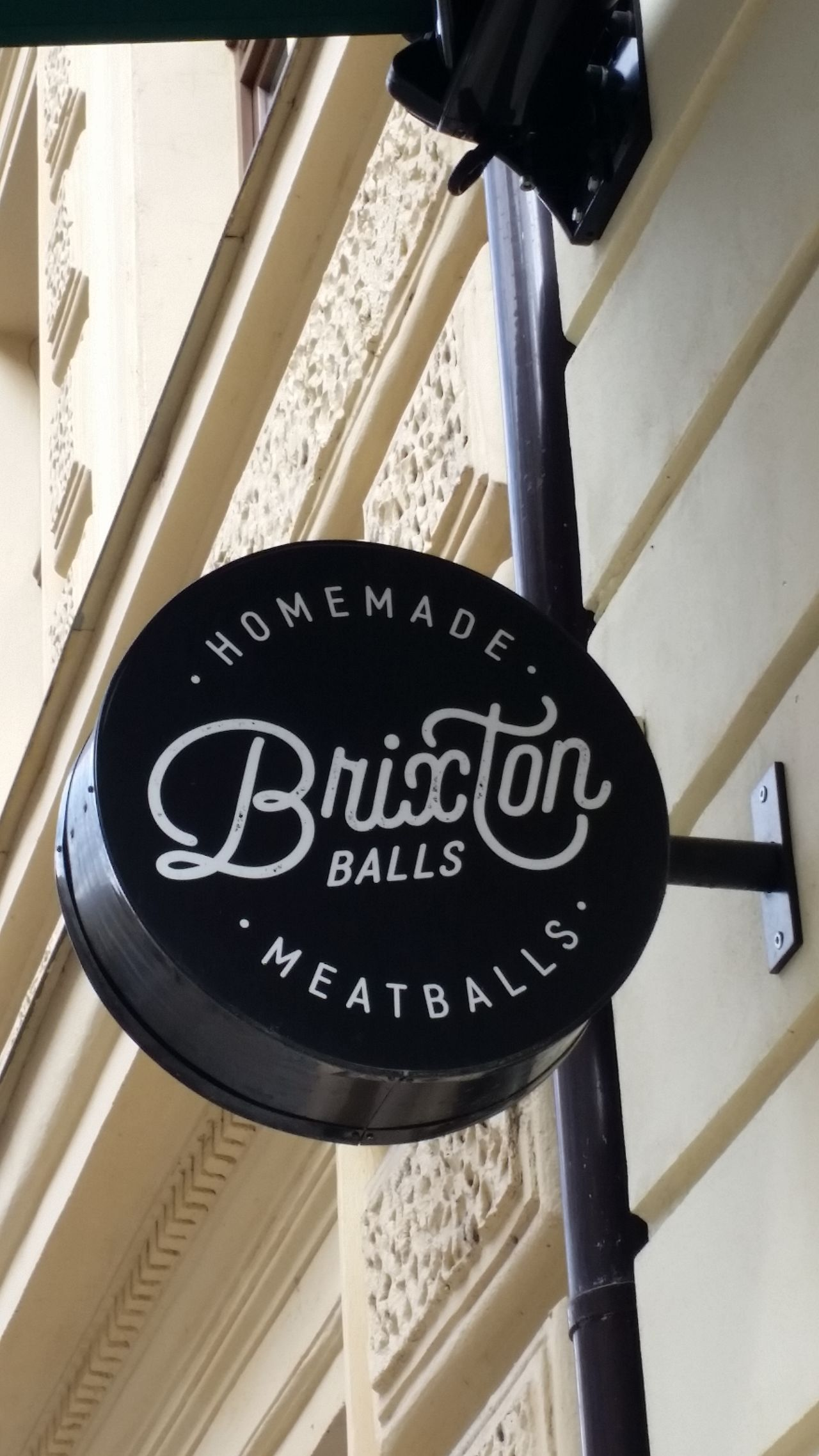 A photo of Brixton Balls