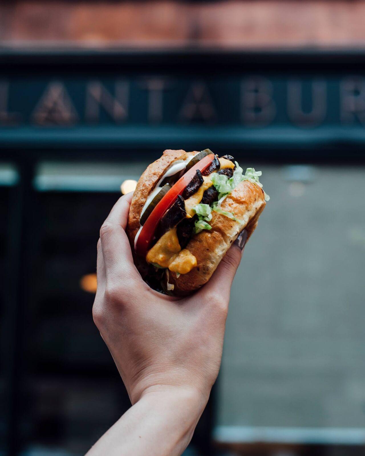 A photo of Planta Burger