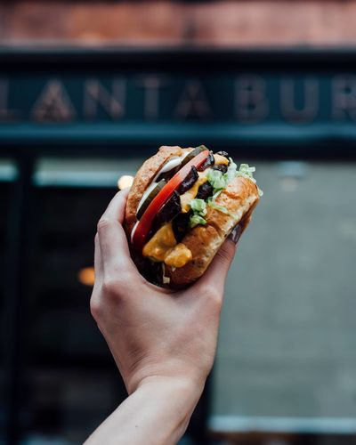 A photo of Planta Burger