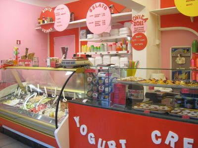 A photo of Gelateria Yogurteria Bagni Di Nerone