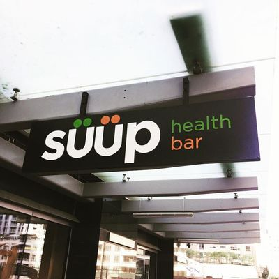 A photo of süüp health bar