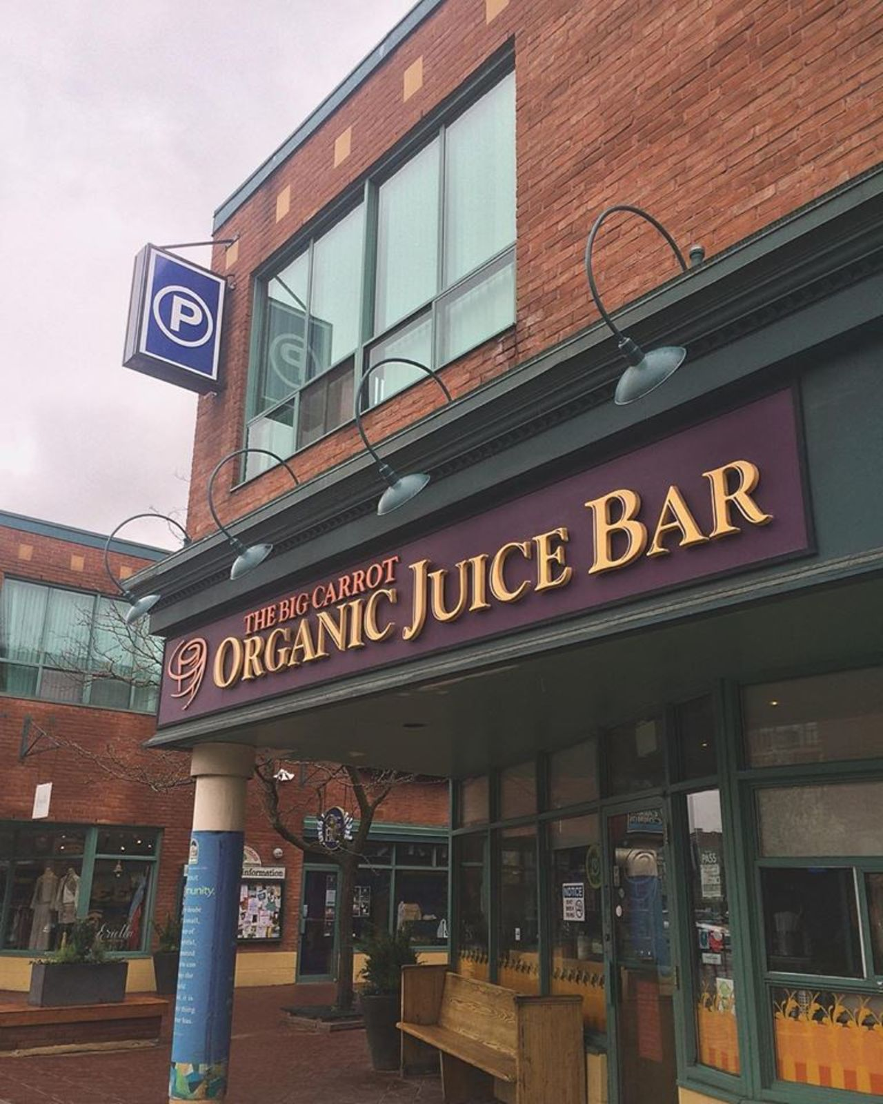 A photo of The Big Carrot Organic Juice Bar