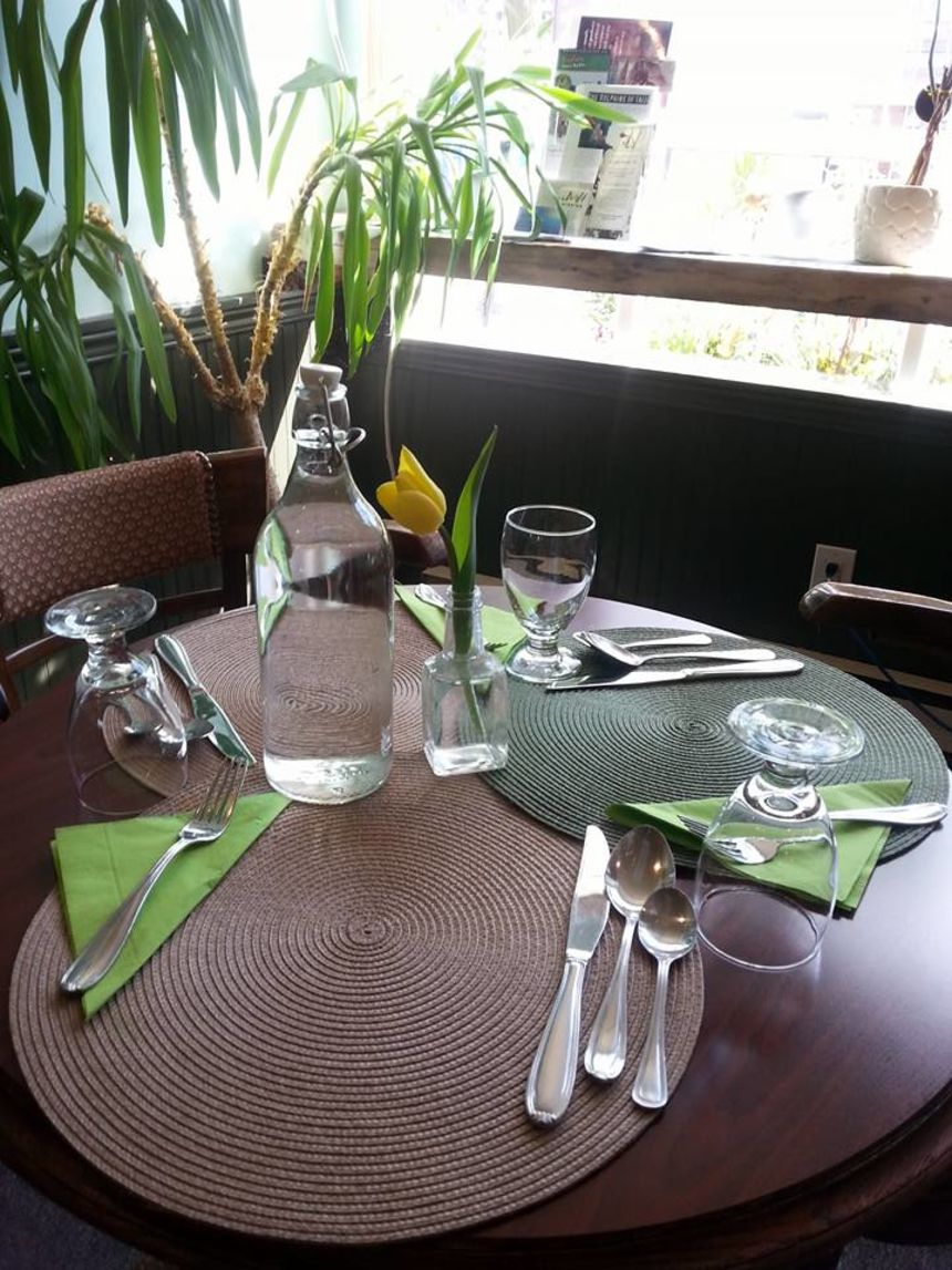 A photo of The Green Eatery