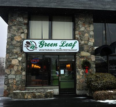 A photo of Green Leaf Vegetarian & Vegan Restaurant