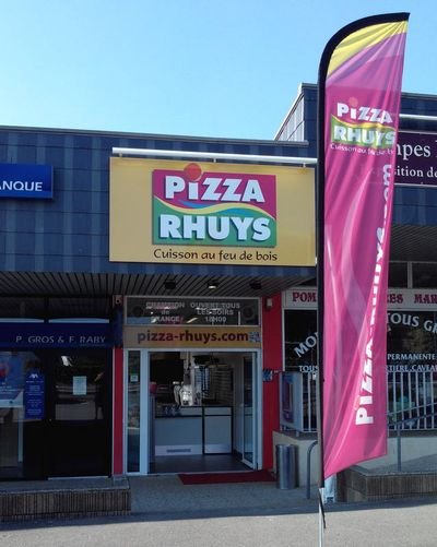 A photo of Pizza Rhuys - Theix