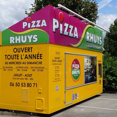 A photo of Pizza Rhuys, Surzur