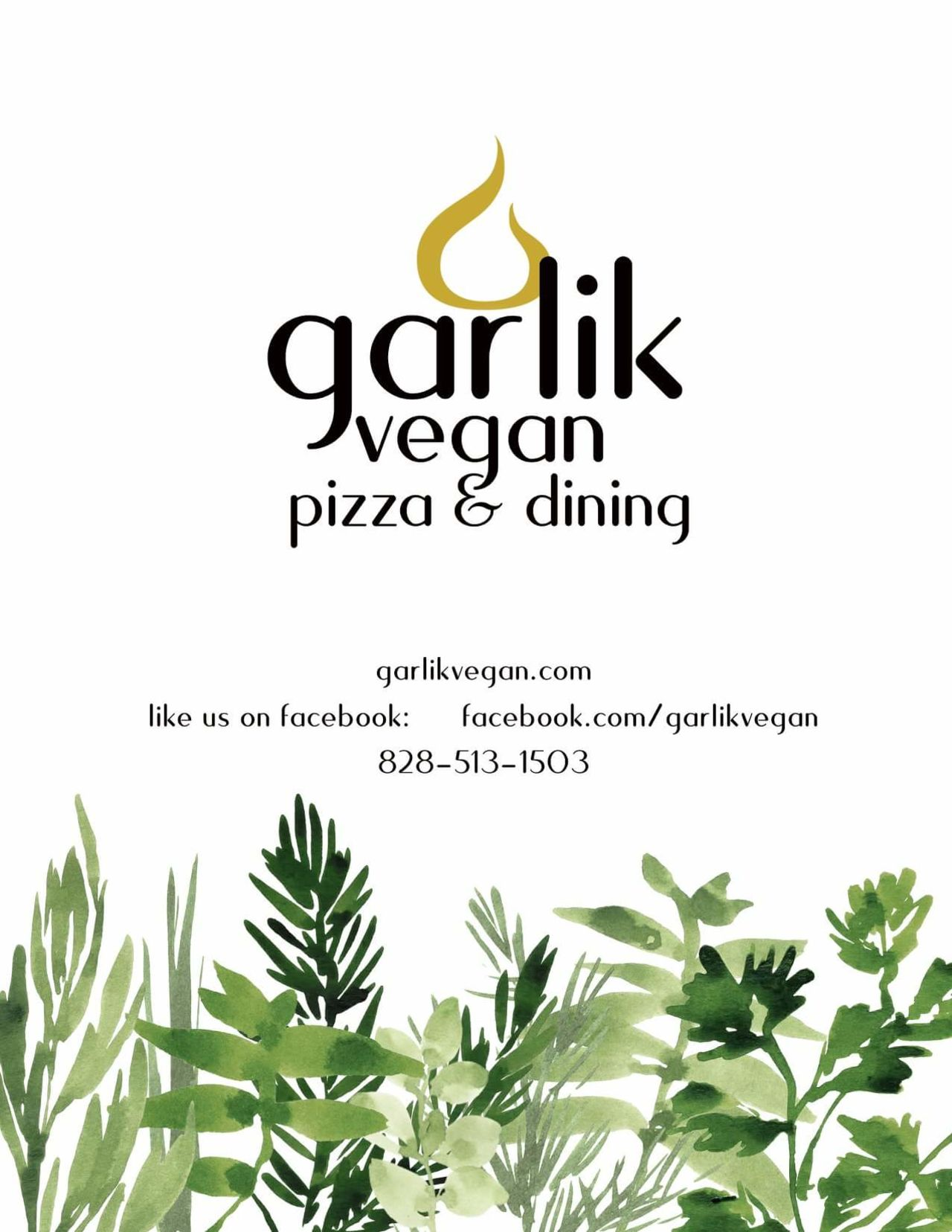 A photo of Garlik Vegan
