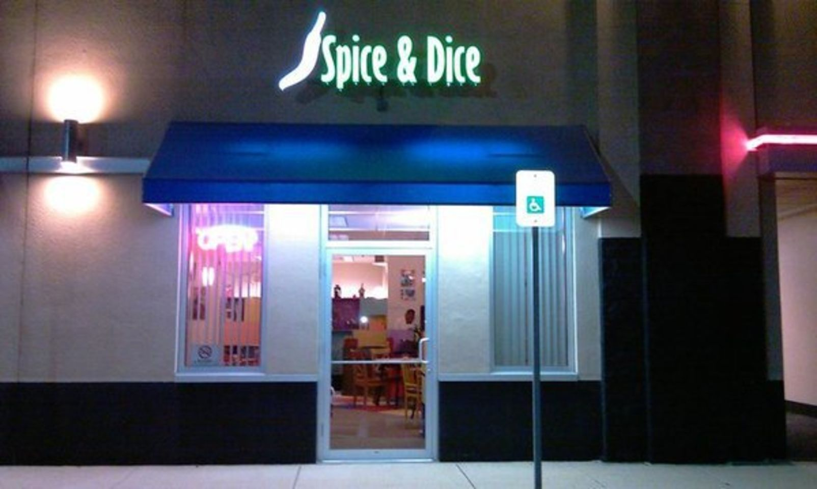 A photo of Spice and Dice Thai Restaurant