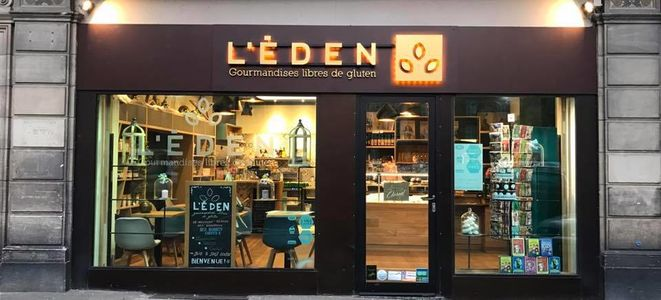 A photo of L'Eden