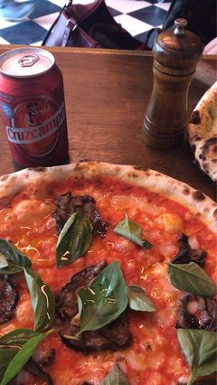 A photo of Yard Sale Pizza, Clapton