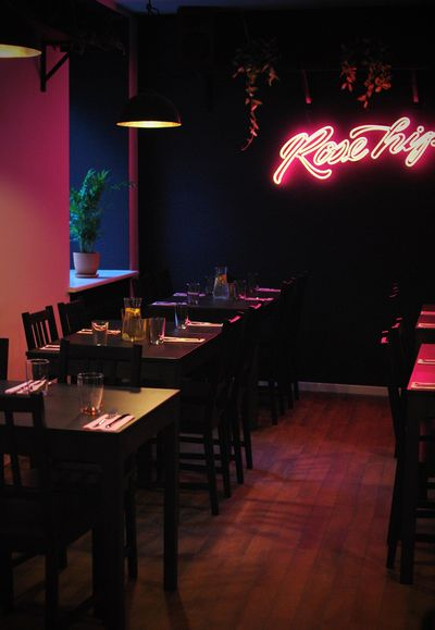 A photo of RoseHip Vegan Bistro