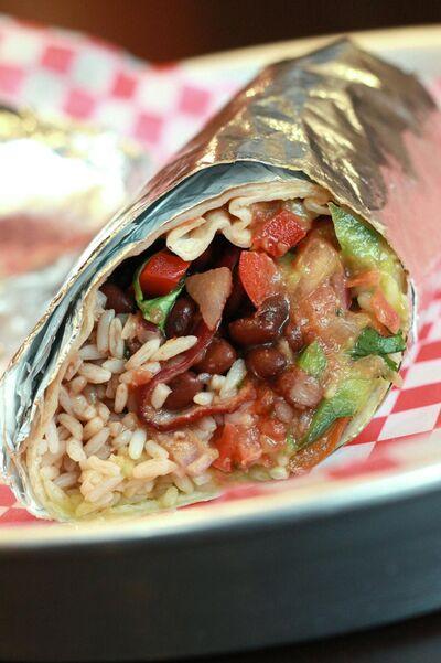 A photo of Mucho Burrito, Newmarket