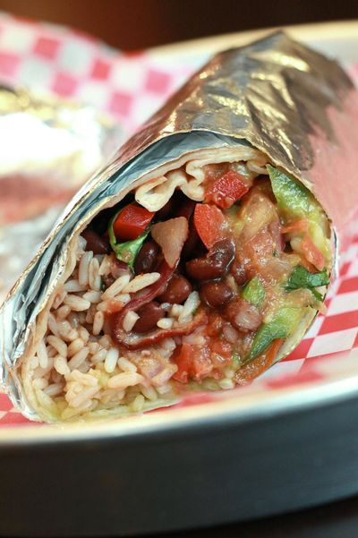 A photo of Mucho Burrito, 2550 Country Hill Boulevard NE
