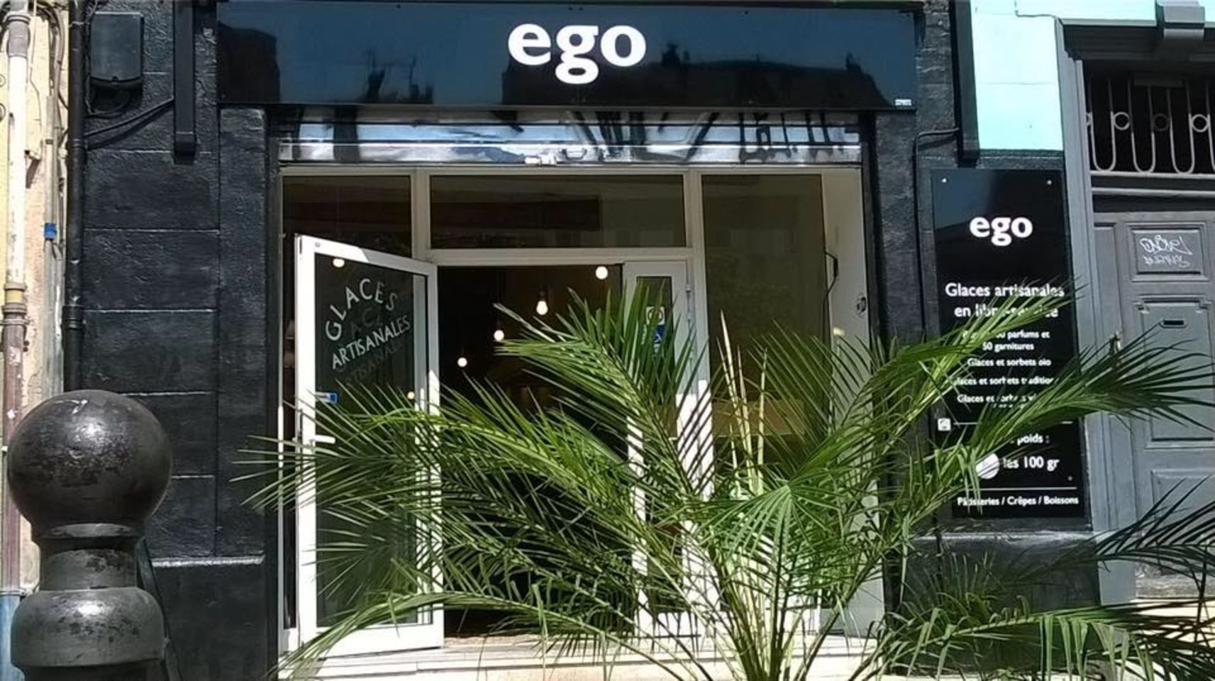 A photo of Ego