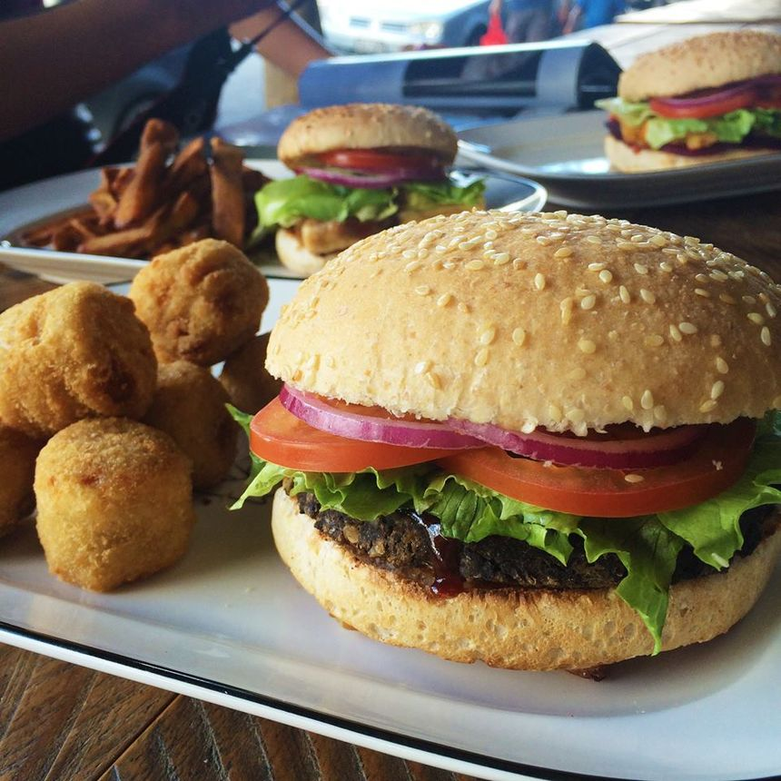 A photo of BurgerFuel, Mount Maunganui