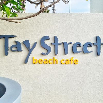 A photo of Tay Street Beach Café
