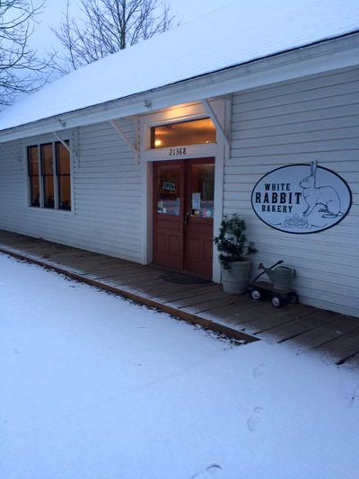 A photo of White Rabbit Bakery