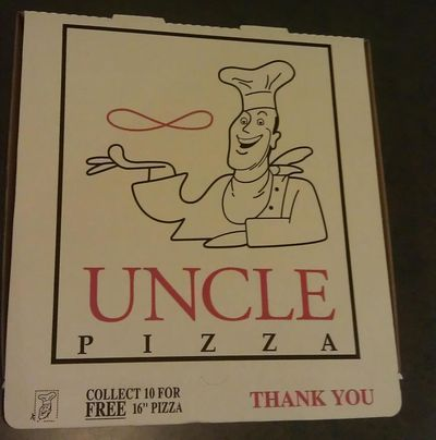 A photo of Uncle Pizza