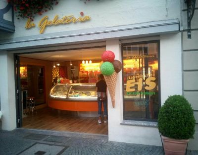 A photo of La Gelateria
