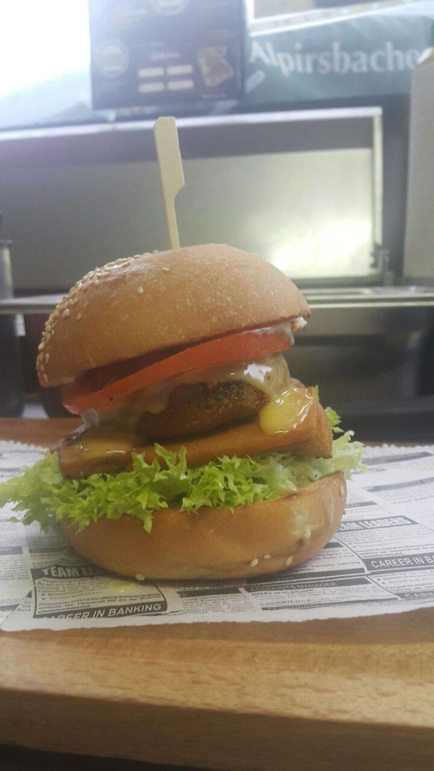 A photo of Round House Burger