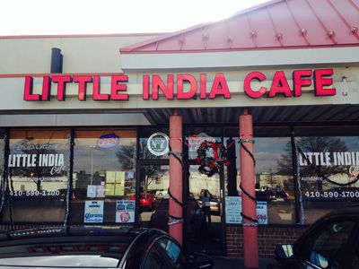 A photo of Little India Café