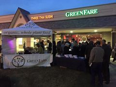 A photo of GreenFare Organic Café