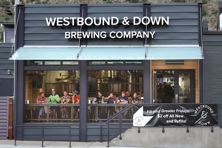 A photo of Westbound & Down Brewing Company