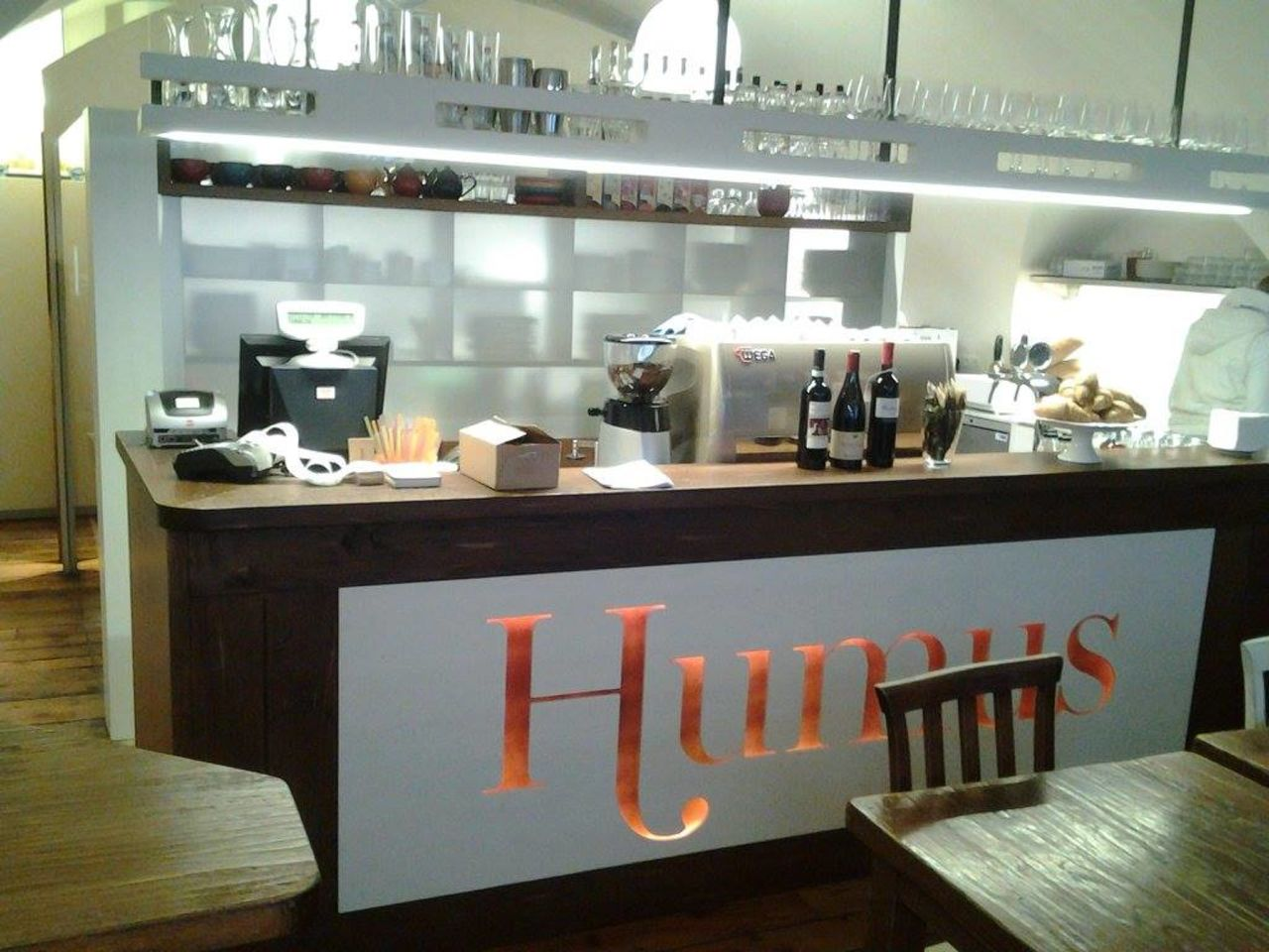 A photo of Humus Bistro