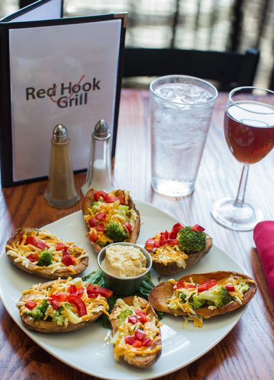 A photo of Red Hook Grill