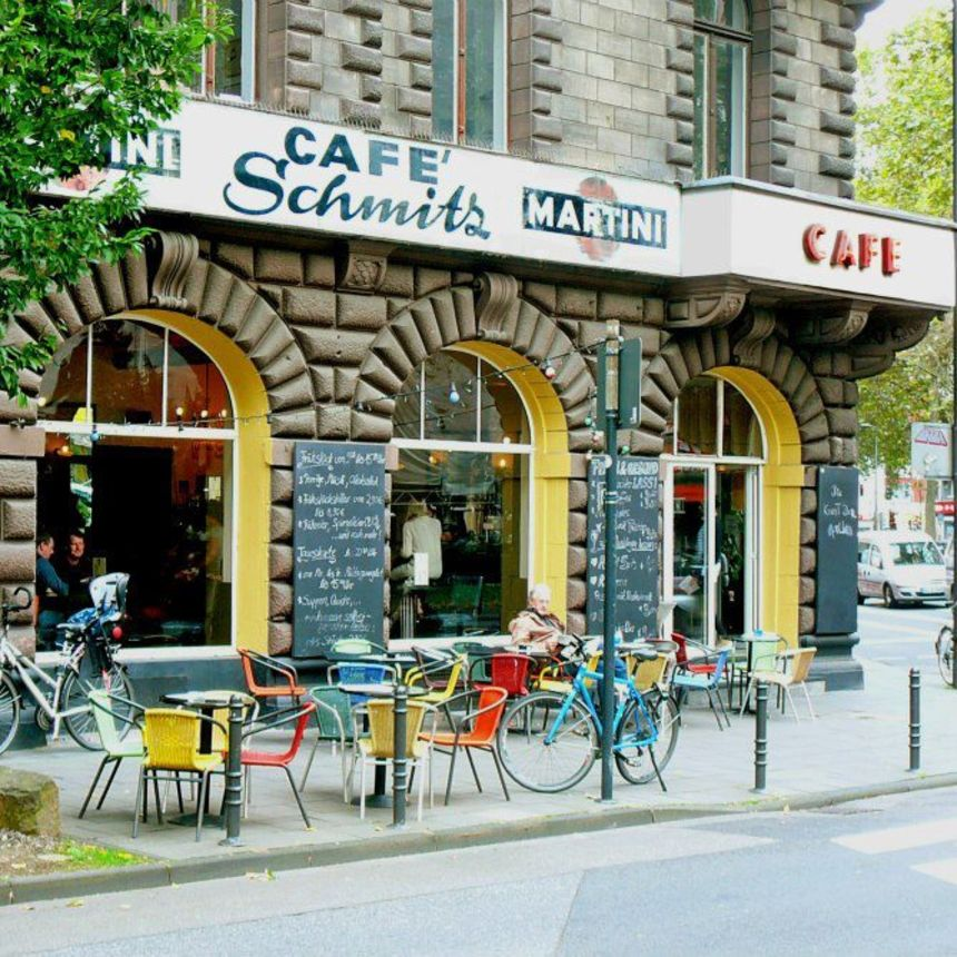 A photo of Café Schmitz
