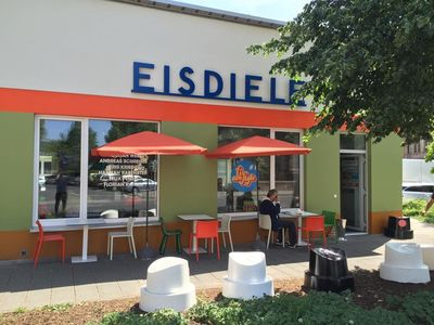 A photo of Eisdiele