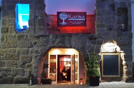A photo of Karma Restaurant & Bar