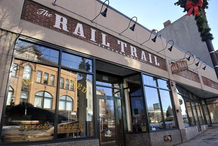 A photo of Rail Trail Flatbread Co.