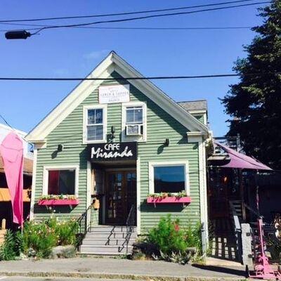 A photo of Cafe Miranda