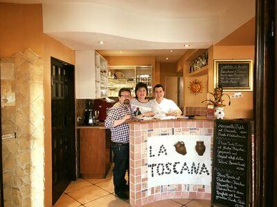A photo of La Toscana