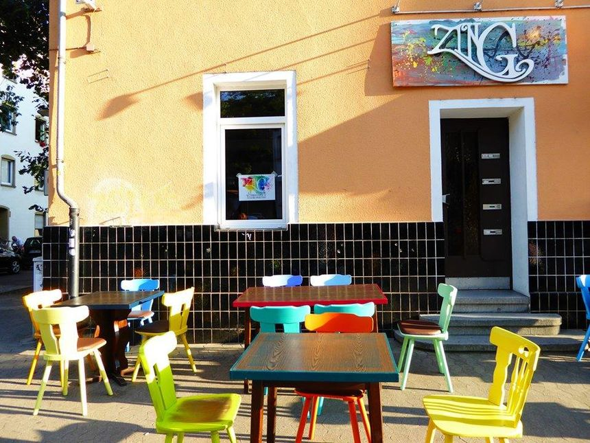 A photo of Zing