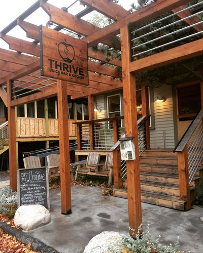A photo of Thrive Juice Bar & Kitchen