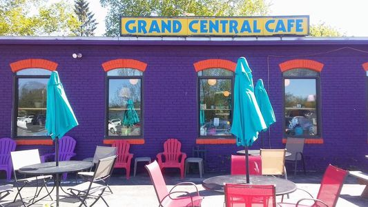 A photo of Grand Central Cafe