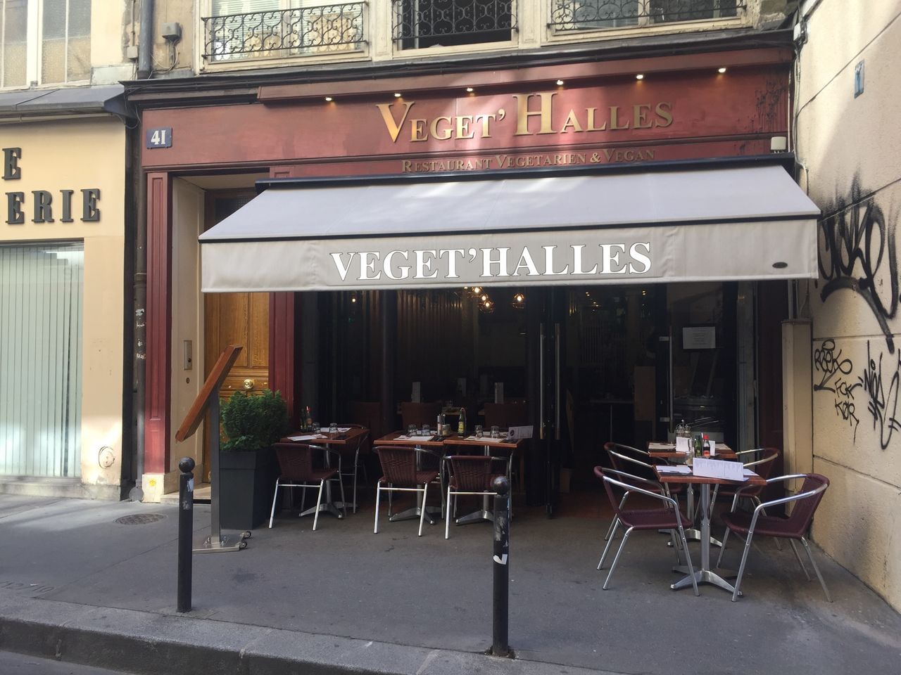 A photo of Veget'Halles