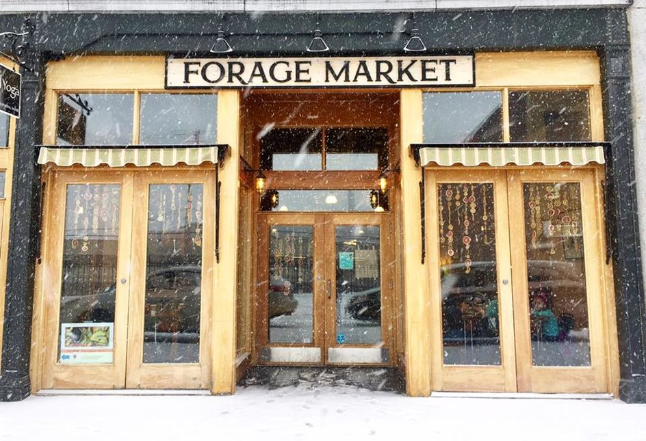 A photo of Forage Market