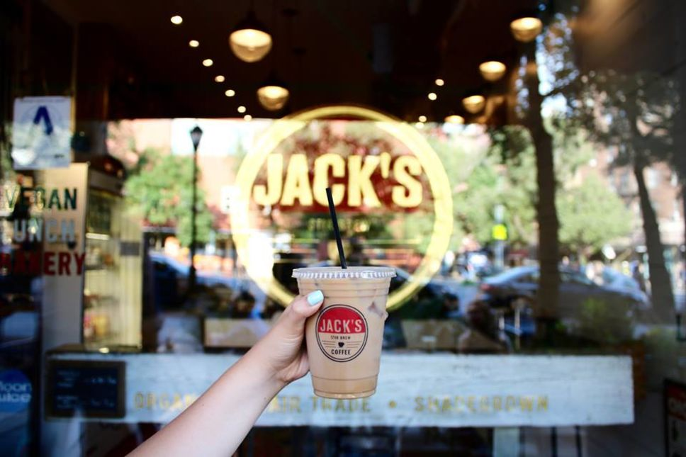 Jack's Stir Brew Coffee, Amagansett
