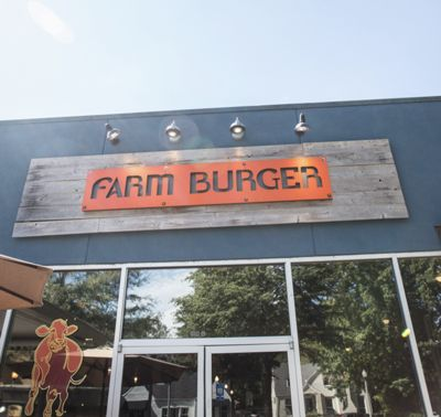A photo of Farm Burger
