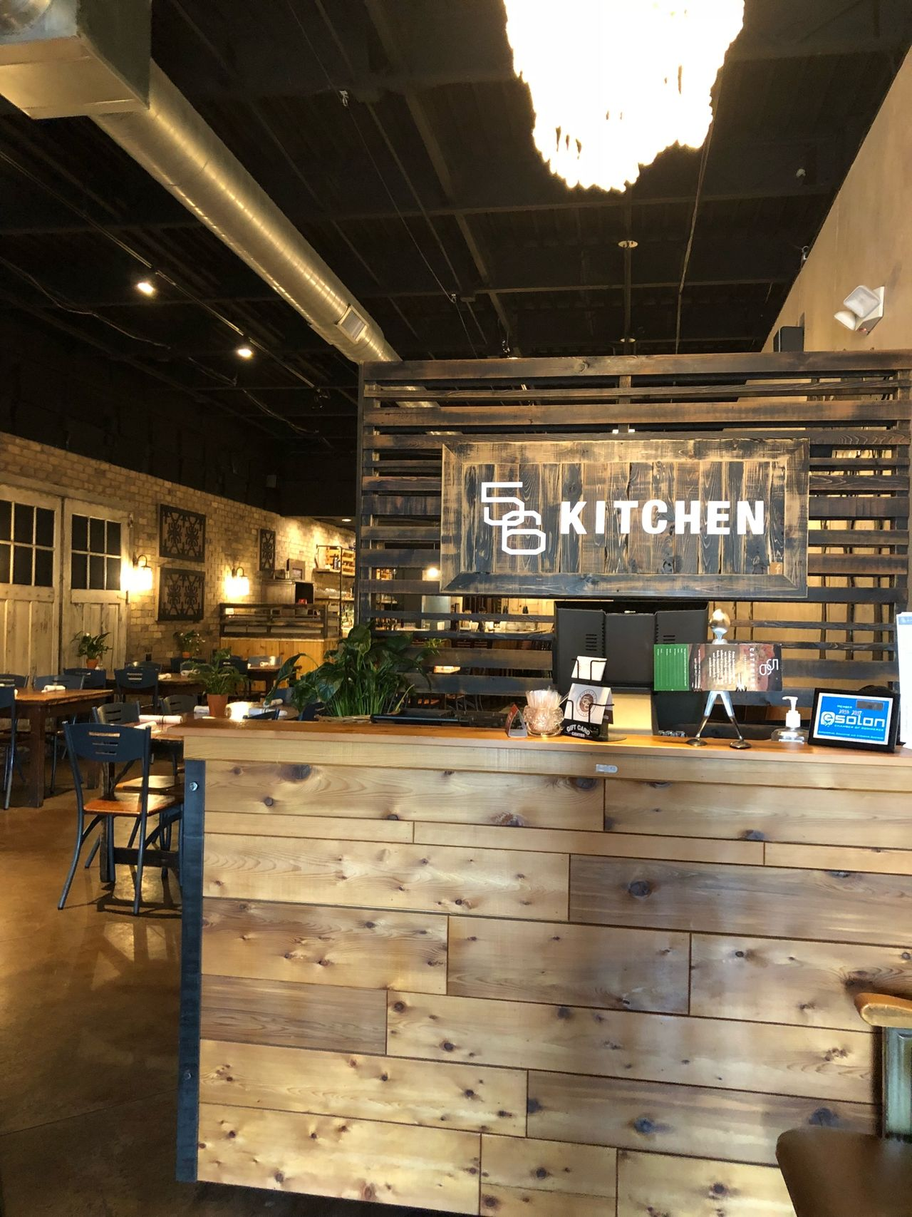A photo of 56 Kitchen