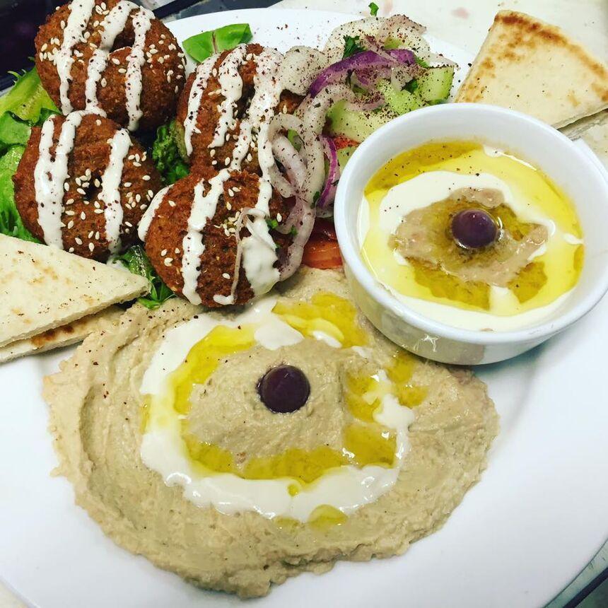 Orexi Greek & Mediterranean Restaurant